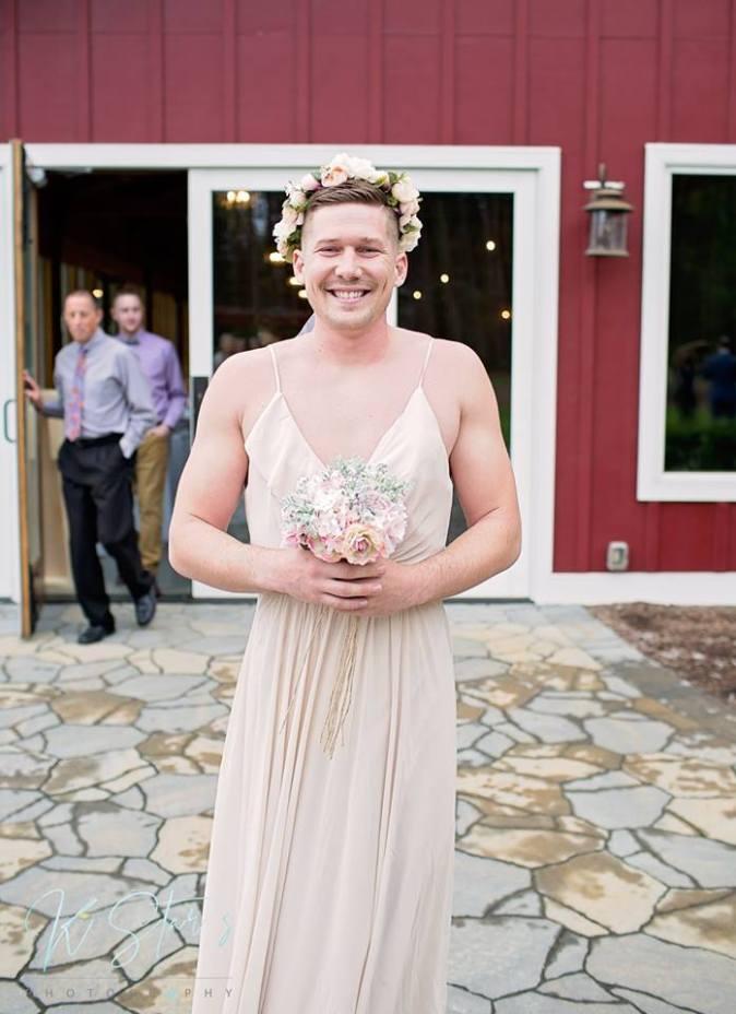first-look-fake-wedding-groomsmen
