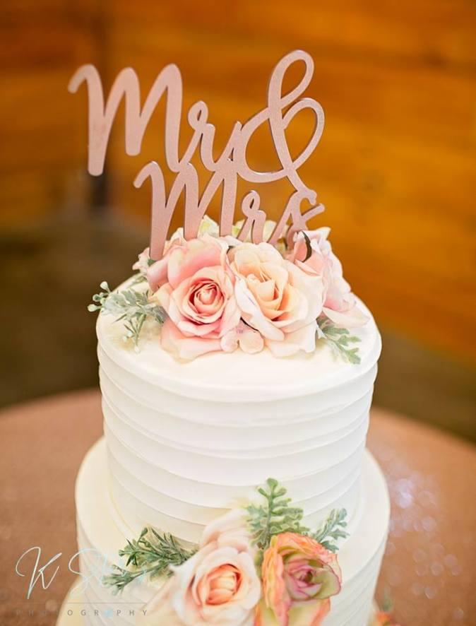 wedding-topper-cake-topper-southern-wedding-planner-rose-gold